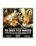 The Green Eyed Monster - 1919 Impressão giclée