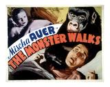 The Monster Walks - 1932 II Giclee Print