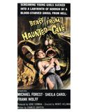 Beast From Haunted Cave - 1960 III Impressão giclée