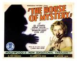 House Of Mystery - 1934 II ジクレープリント