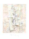 Femme a la Mandoline (Madmoiselle Leonie assie) Sammlerdrucke von Pablo Picasso