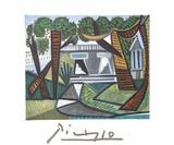 Le Verte Galant Sammlerdrucke von Pablo Picasso