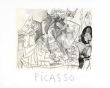 Jeux de Pages Impressão colecionável por Pablo Picasso