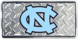 Università della Nord Carolina Targa di latta