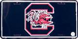 University of South Carolina License Plate Tin Sign