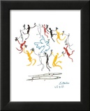 Ungdommens dans Posters af Pablo Picasso