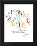 La danza de la juventud Pósters por Pablo Picasso