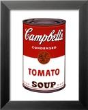 Campbells soppa I, 1968 Affischer av Andy Warhol