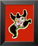Nana Power Kunst af Niki De Saint Phalle
