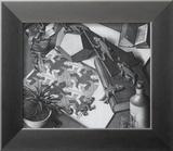 Reptiles Affiches par M. C. Escher
