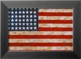 Bandiera, 1954-55 Poster di Jasper Johns