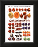 Summer Fruit Kunstdrucke