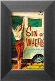 Sin On Wheels Prints by Paul Rader