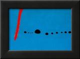 Sininen II, n.1961 Taide tekijänä Joan Miró