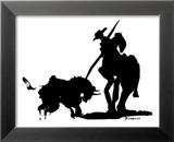 Stierkampf IV Kunstdrucke von Pablo Picasso