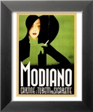 Modiano 1935 Posters by Franz Lenhart