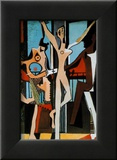 Three Dancers, c.1925 Kunstdrucke von Pablo Picasso