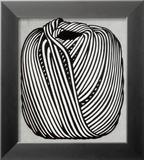 Bal van garen, 1963 Print van Roy Lichtenstein