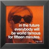 Fifteen Minutes Plakater