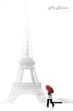 Paris (Au Revoir, Eiffel Tower) Poster