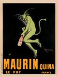 Maurin Quina, c.1920 Taide tekijänä Leonetto Cappiello