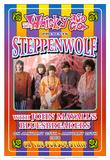 Steppenwolf Whisky-A-Go-Go Los Angeles, c.1968 Poster by Dennis Loren