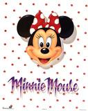 Minnie Mouse Portrait ポスター