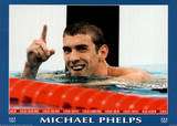 Michael Phelps World Record Olympics Posters