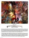 Passion Olympics Kunstdrucke von Al Oerter