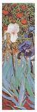 Irises Detail 2 Posters par Vincent van Gogh