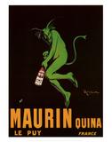 Maurin Quina Pôsters por Leonetto Cappiello