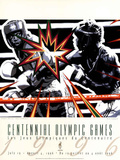 Olympic Boxing, c.1996 Atlanta Posters av Hiro Yamagata