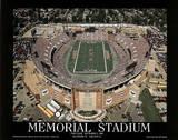 Baltimore Ravens Memorial Stadium First Game Sept 1, c.1996 Sports Plakater av Mike Smith