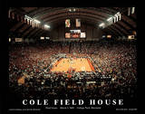 University of Maryland Cole Field House Final Game March 3 2002 NCAA Poster di Mike Smith