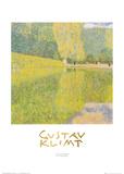 The Schonbrunn Park Prints by Gustav Klimt