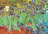 Iris Posters av Vincent van Gogh