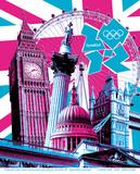 London 2012 Olympics Stampe