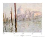 Venise Le Grand Canal Posters van Claude Monet