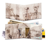 Brian Christopher Tyvek Mighty Wallet Portefeuille