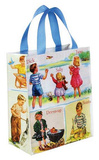 Dick and Jane Handy Bag Bolsa de tela