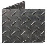 Diamond Plate Tyvek Mighty Wallet Portefeuille