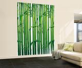 Dave Brullmann Bamboo Huge Wall Mural Art Print Poster Mural de papel de parede