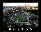 Boston Red Sox Fenway Park All-Star Game Sports Art