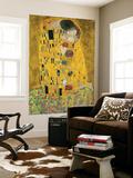Gustav Klimt The Kiss Der Kuss Mini Mural Huge Poster Art Print Papier peint