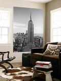 New York City Empire State Building by Henri Silberman Mini Mural Huge Poster Art Print Wandgemälde