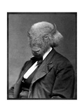 Ulysses L Bison III Lámina giclée prémium por  Grand Ole Bestiary