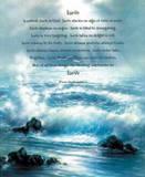 Corinthians (Bible Quote) Art Poster Print Poster