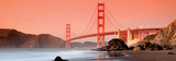 Golden Gate BridgeSan Francisco Posters by Can Balcioglu