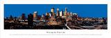 Minneapolis, Minnesota Affiche par Christopher Gjevre