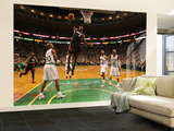 Boston, MA - June 03: LeBron James Wall Mural – Large by Jim Rogash